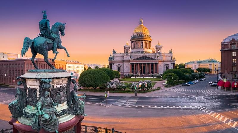 Petersburg i Kraje Bałtyckie