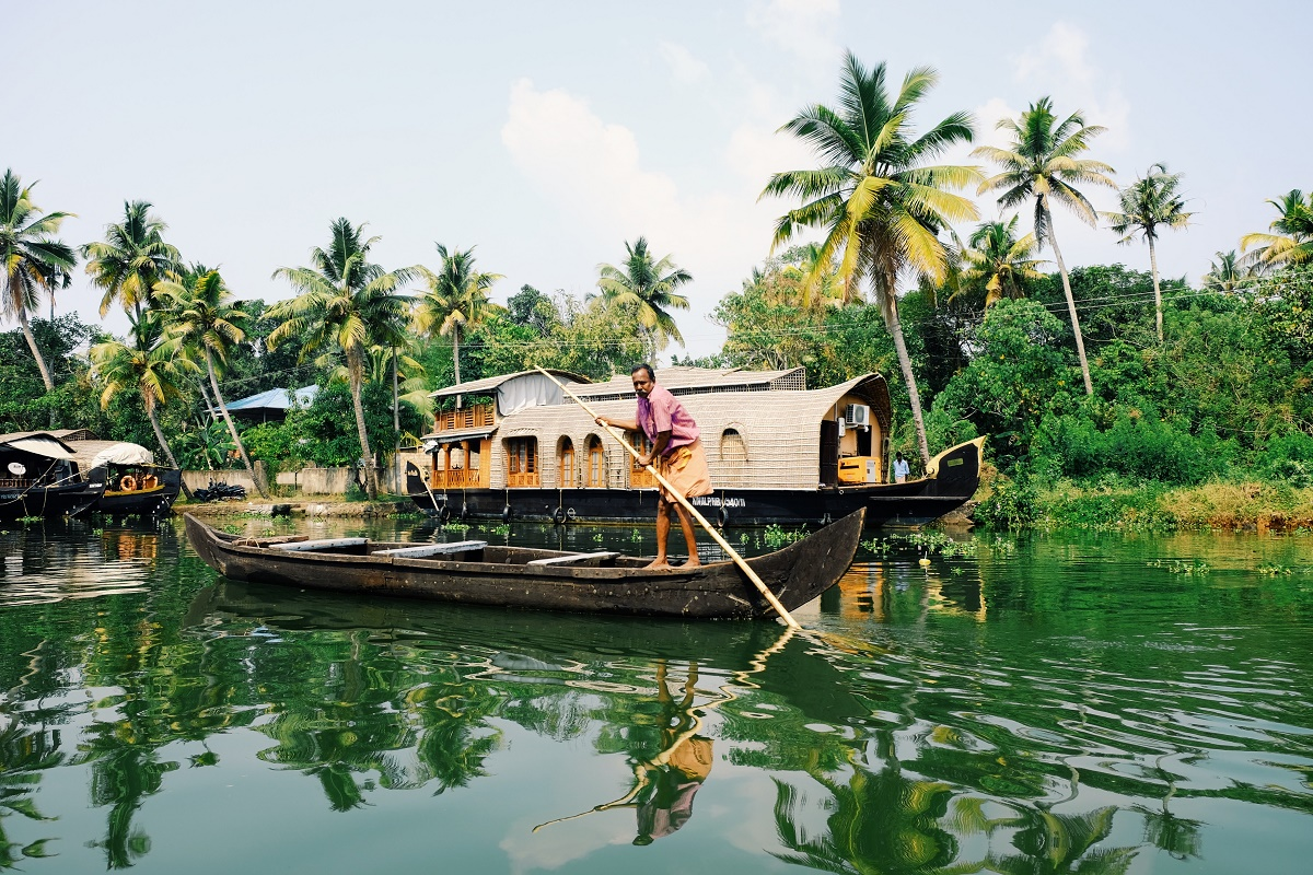 Barwy Indii – Kerala